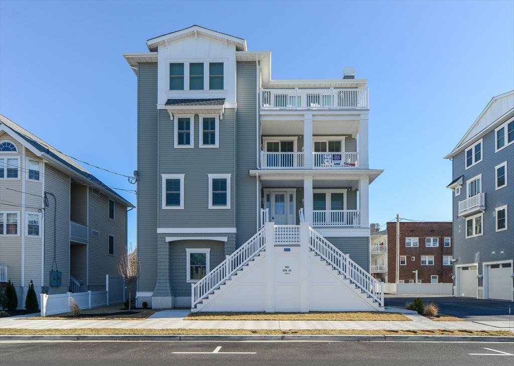 701 E. 8th Street Unit B2 , 2nd, Ocean City NJ