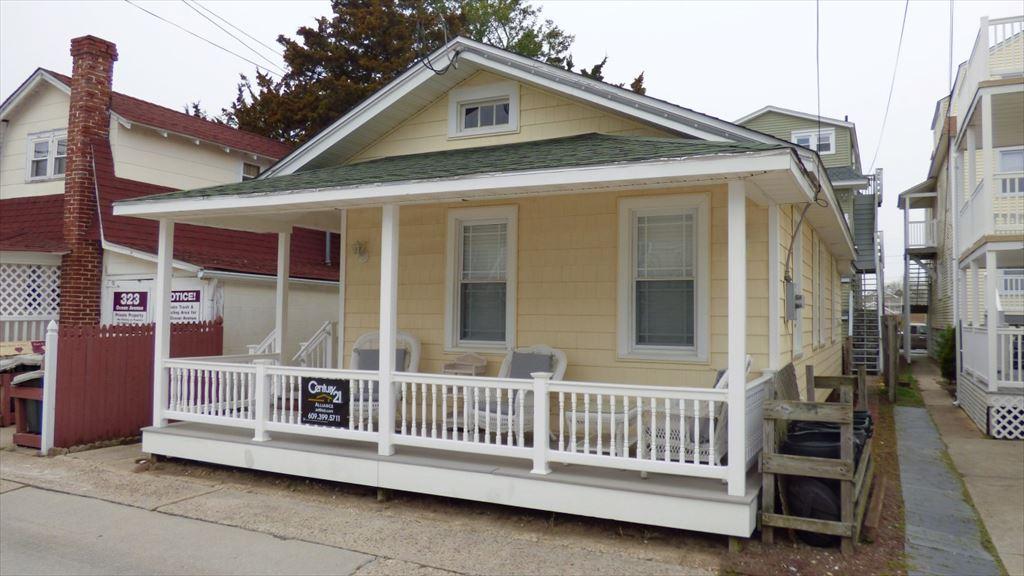 319 Ocean Ave. Rear Cottage , , Ocean City NJ