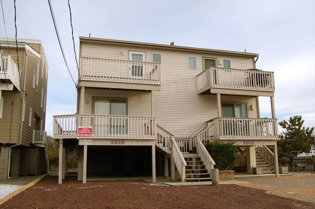 2613 Landis Avenue, Sea Isle City (Beach Front)