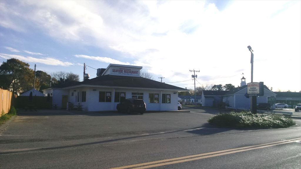 The Original Seafood Restaurant on Route 28