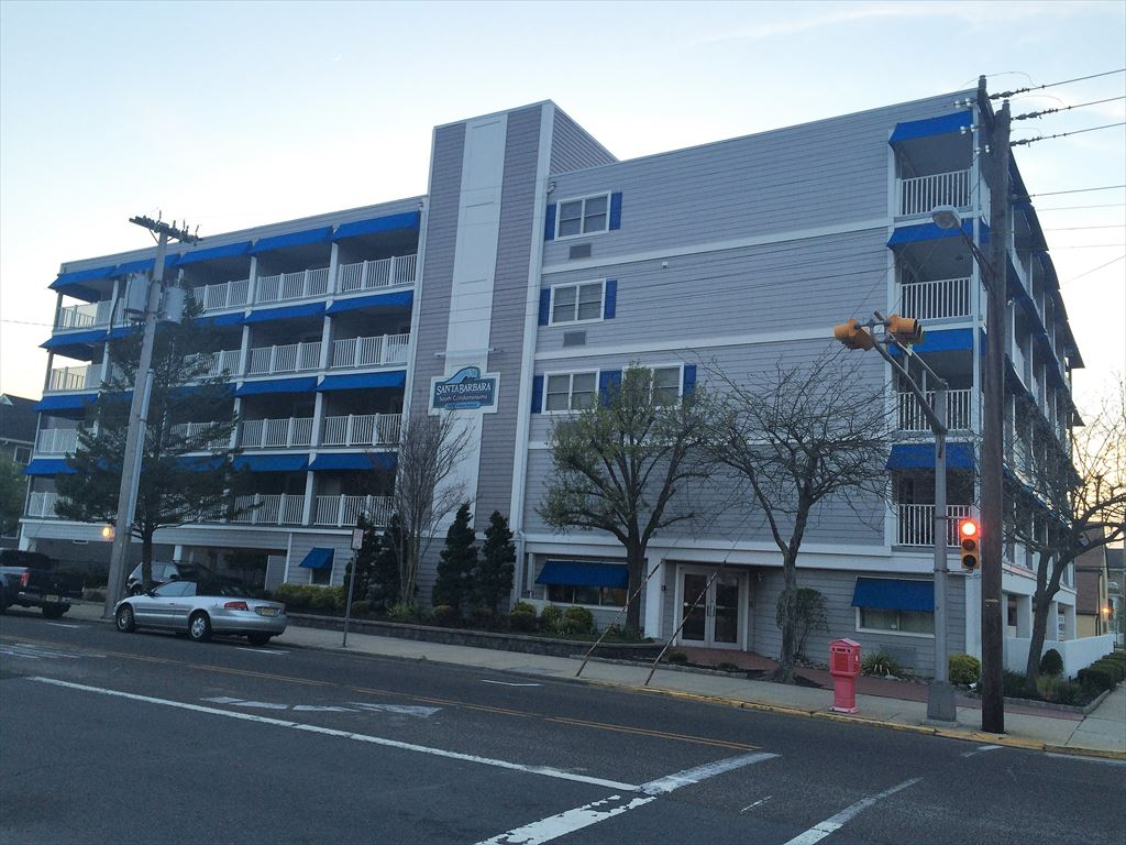 Santa Barbara Unit 407 South Ocean City Nj Rentals Ocnj