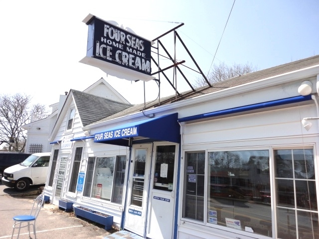 Don%39t forget to have the BEST ice cream on Cape Cod in the village!