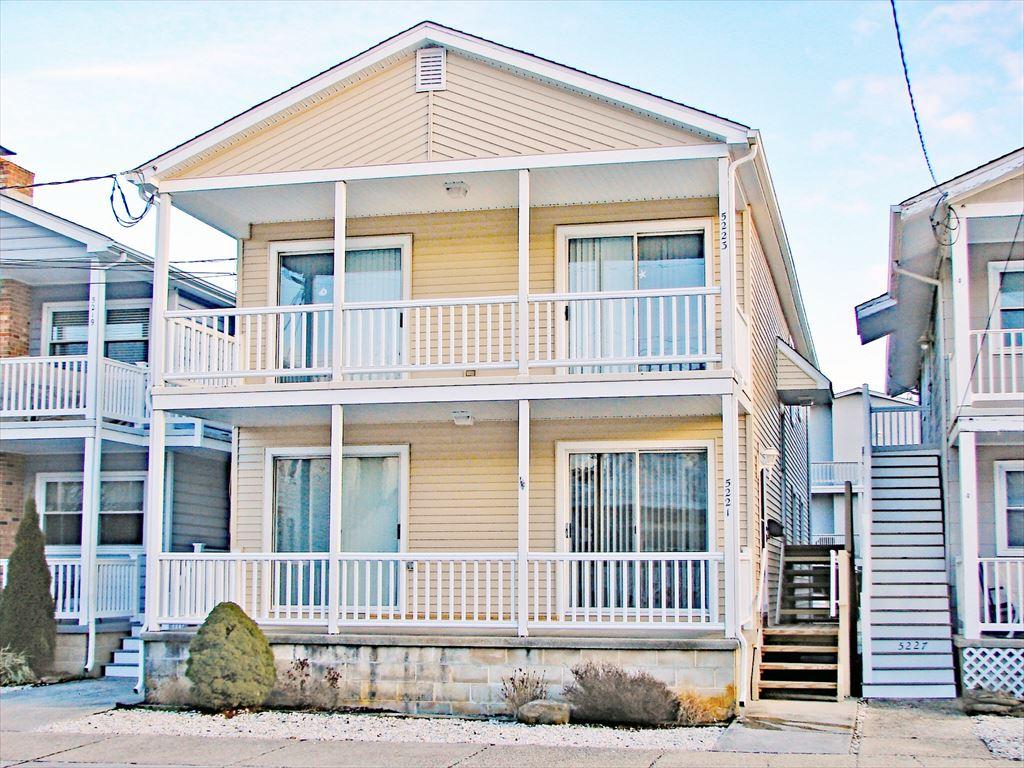5223 asbury ave 2nd flr ocean city nj rentals ocnj rentals for Ocean city nj fishing charters