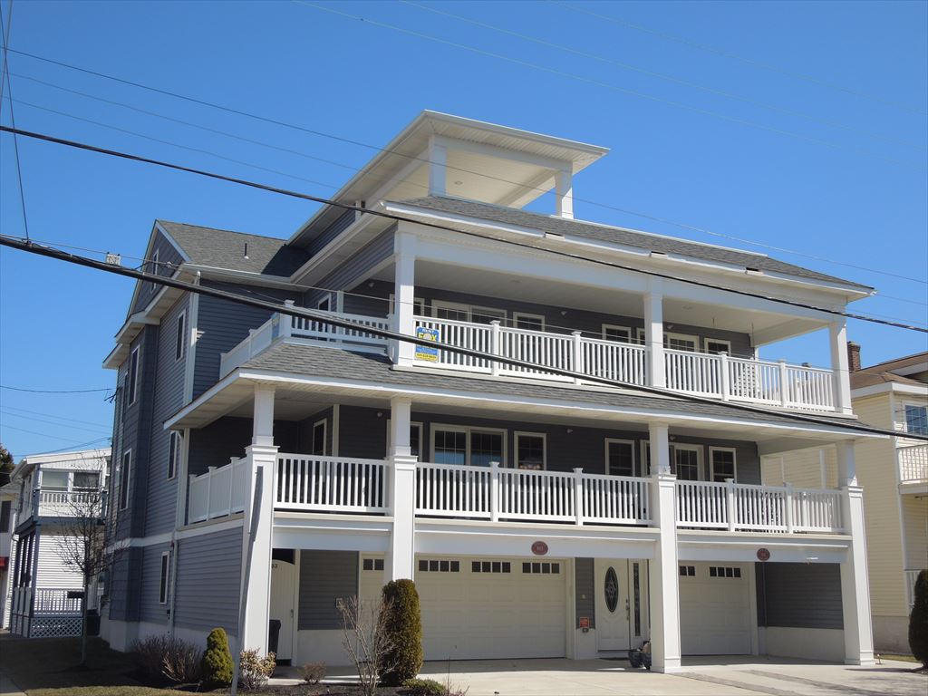 801 2nd Street 1st Flr. , 1st, Ocean City NJ