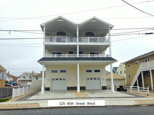 125 45, Sea Isle City (Beach Front)