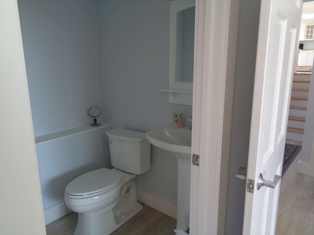 Half Bath in Second Bedroom