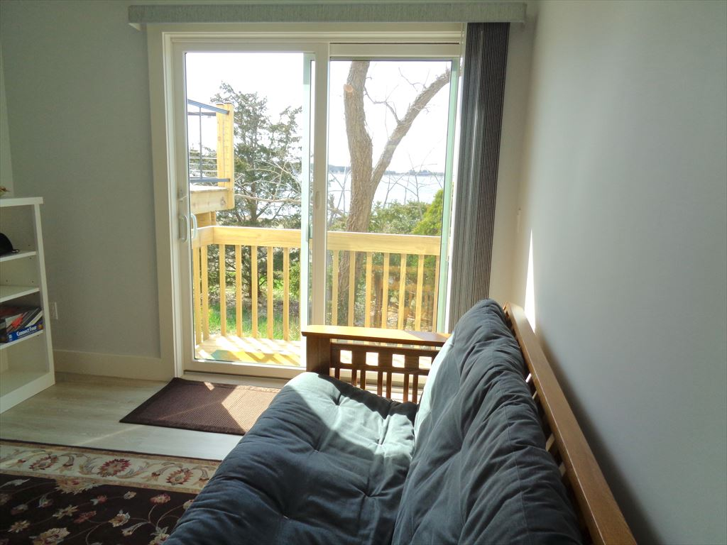 Futon And Access To The Outside