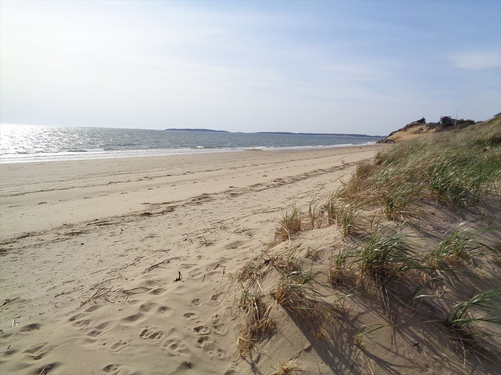Secluded beaches often only enjoyed by the people staying in the nearby areas