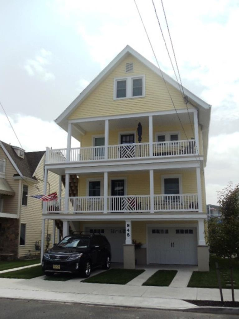 848 St. James Place 1st Flr. , 1st, Ocean City NJ