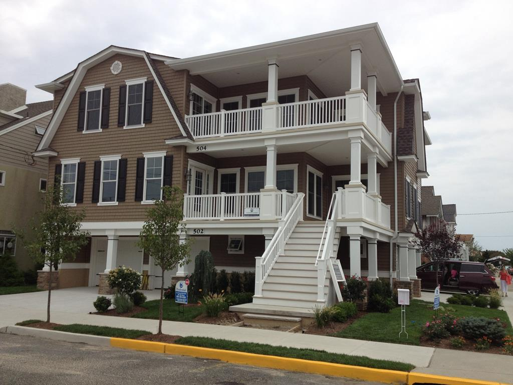 504 24th Street 2nd Flr. , 2nd, Ocean City NJ