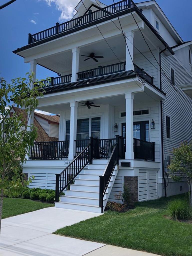 3436 West Ave. Single Family , Single, Ocean City NJ