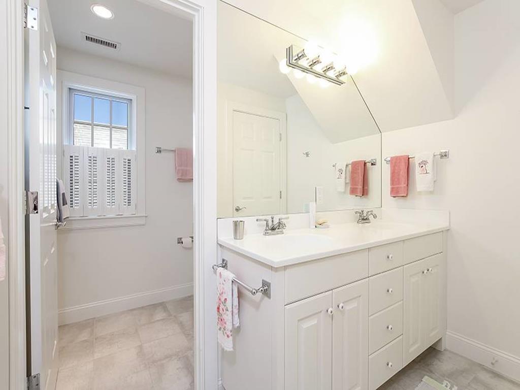 Upstairs bath