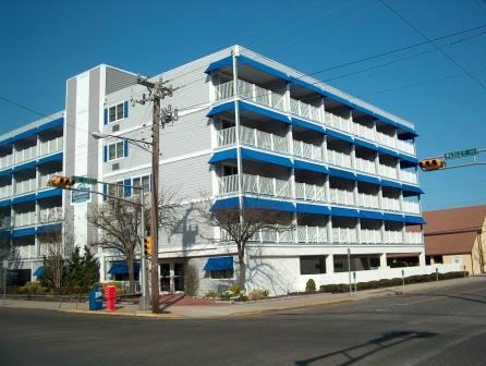 Santa Barbara-Unit #208 South , 2nd, Ocean City NJ
