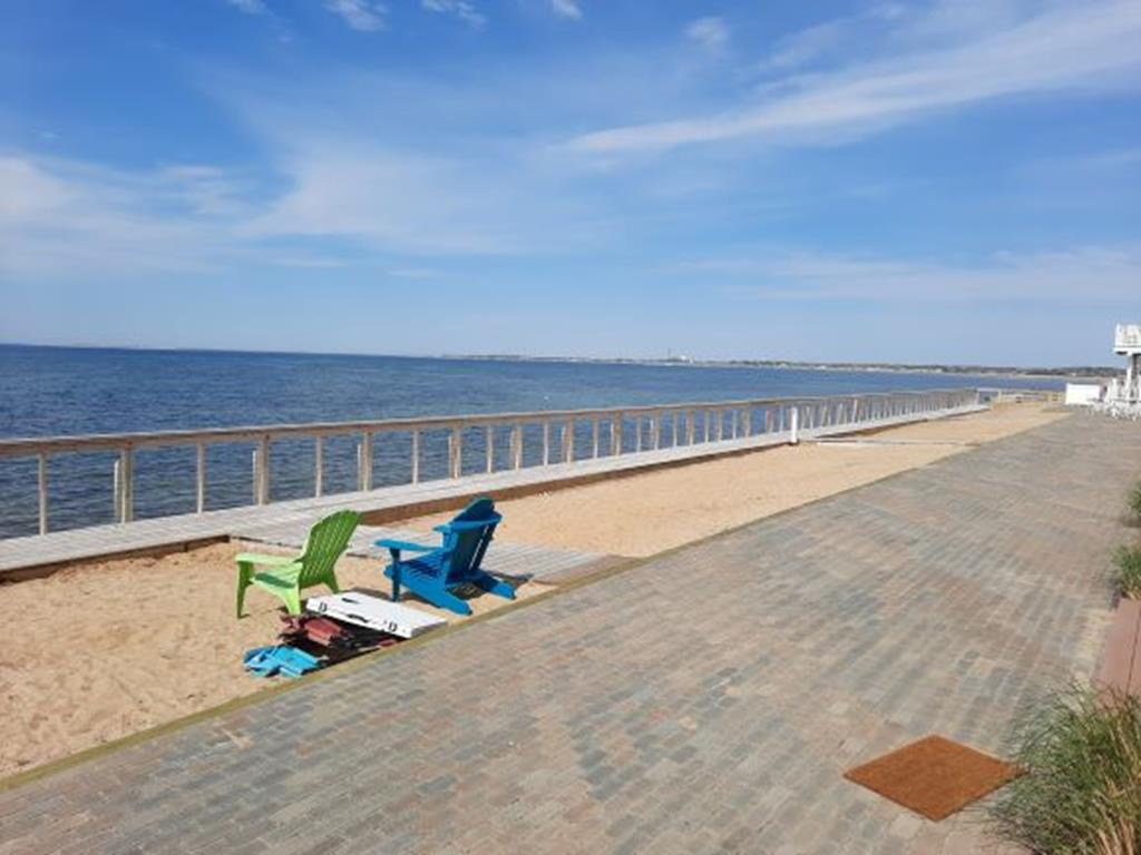 New Stairs To Beach in Summer 2019
