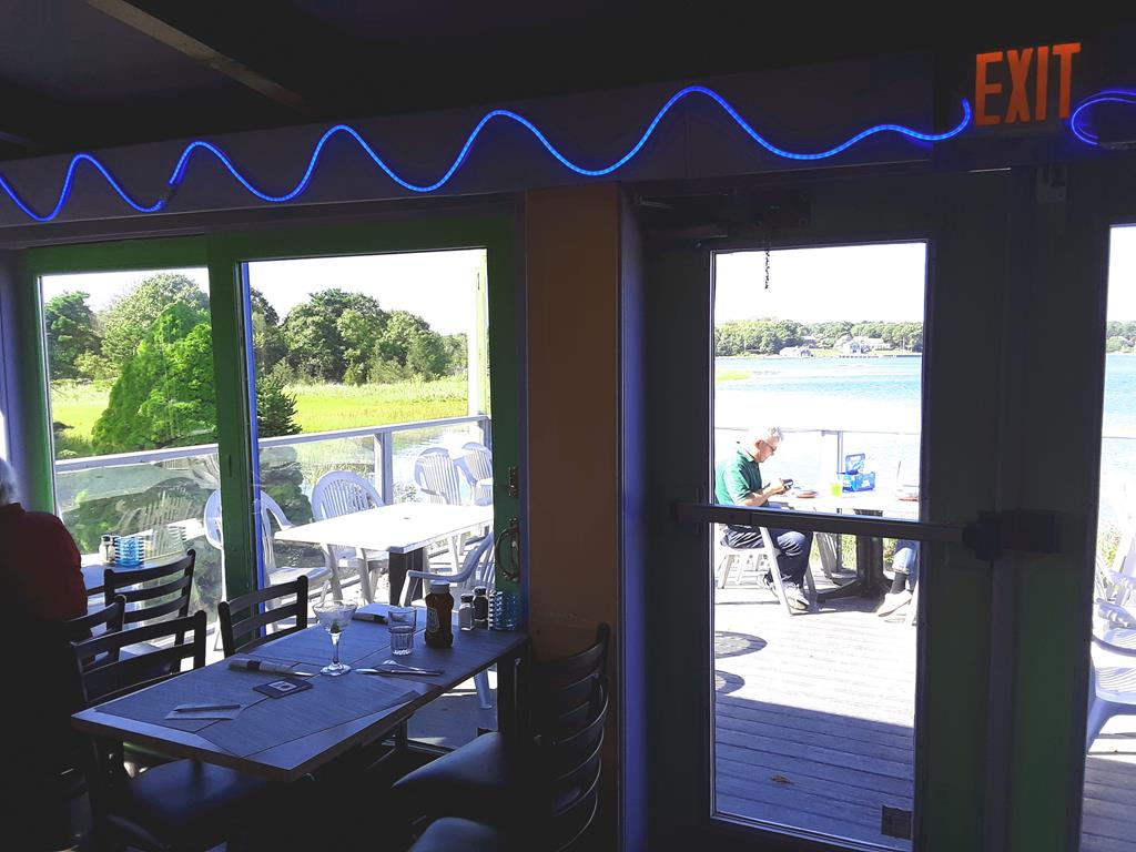 Local Hot Spot on the water for Seafood and Spirits!