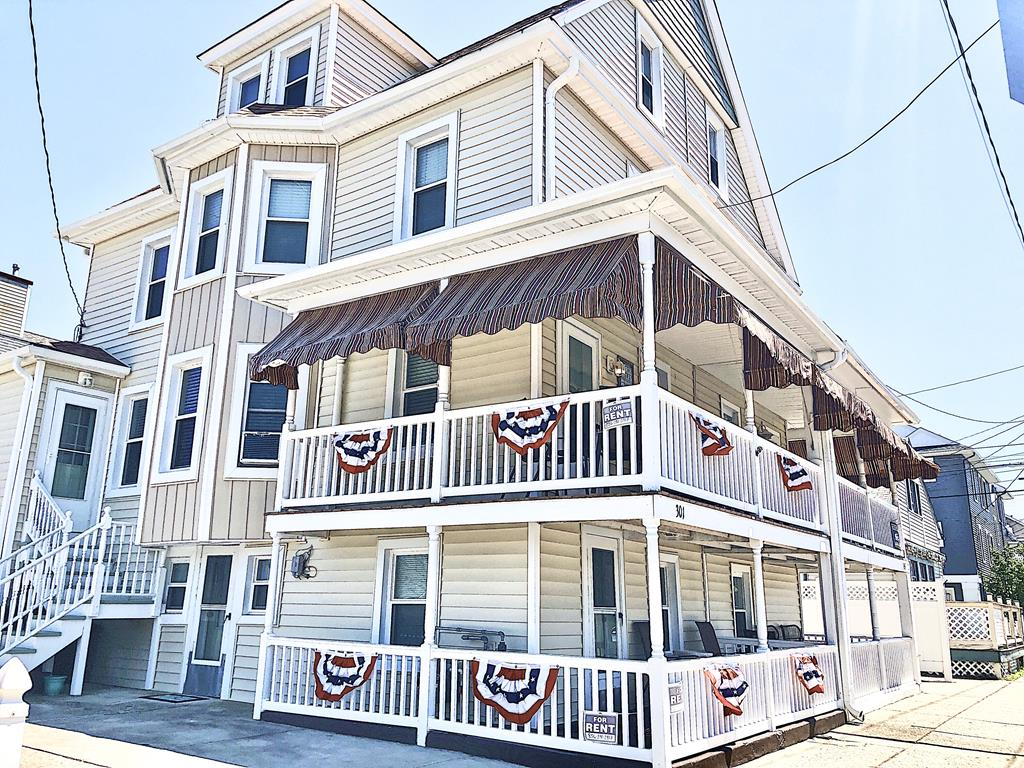 301 13th Street 2nd/3rd Flr. , 2nd/3rd, Ocean City NJ