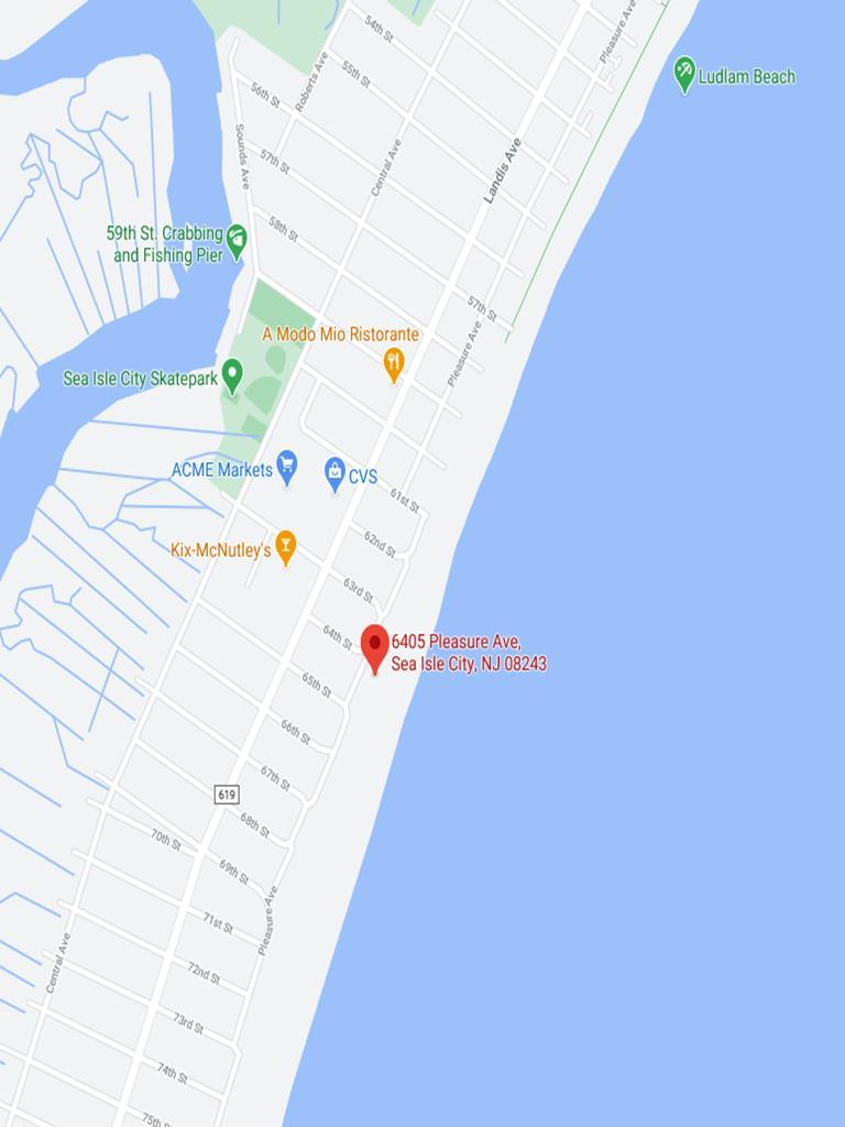 6405 Pleasure Avenue, Sea Isle City (Beach Front) - Picture 3