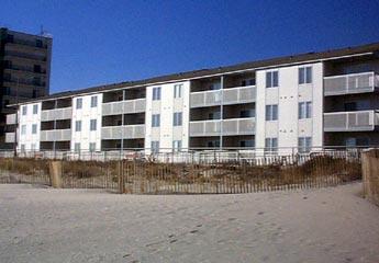 3400 Boardwalk, Sea Isle City (Beach Front)