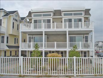 3200 Boardwalk, Sea Isle City (Beach Front)