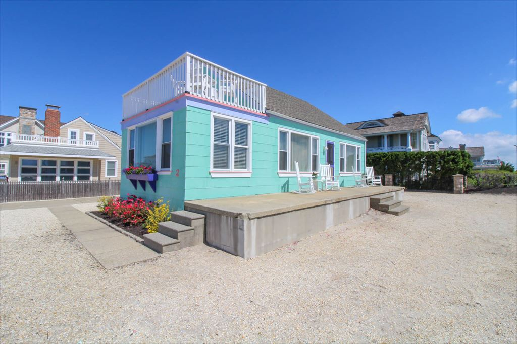 2 111th Street Stone Harbor Beach Front Picture 1