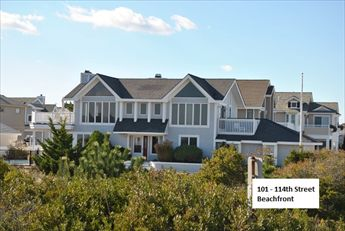 101 114th Street, Stone Harbor (Beach Front)