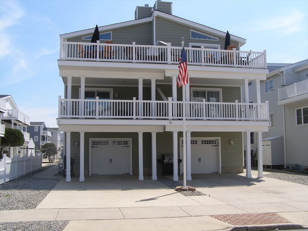 10 77th Street, Sea Isle City (Beach Block)