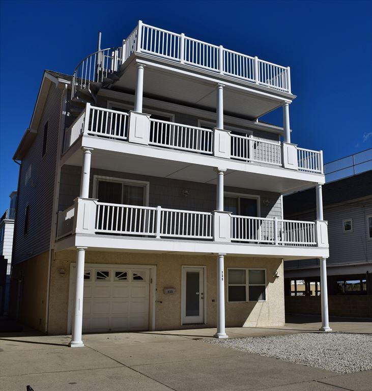13 42nd Street, Sea Isle City (Beach Block)