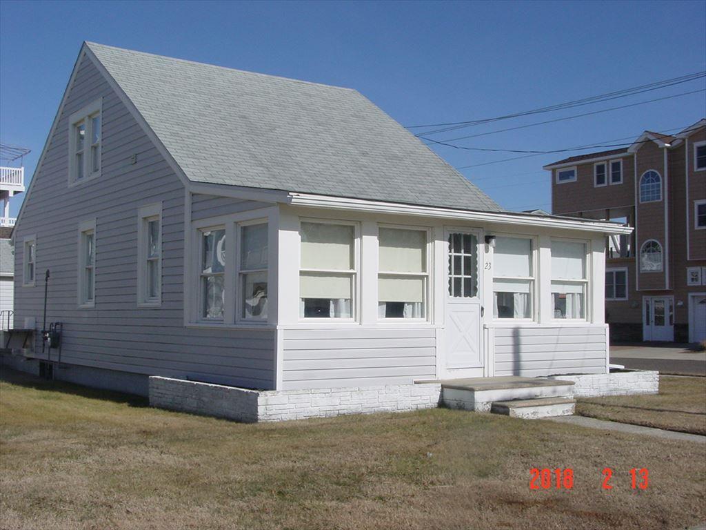 23 53rd Street - SINGLE FAM, Sea Isle City (Beach Block)