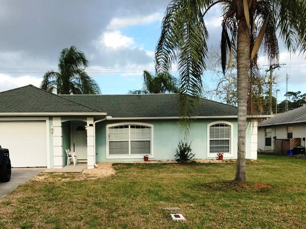 2621 India Palm Dr. Edgewater, FL 32141