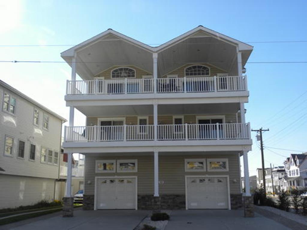 32 47th, Sea Isle City (Beach Block)