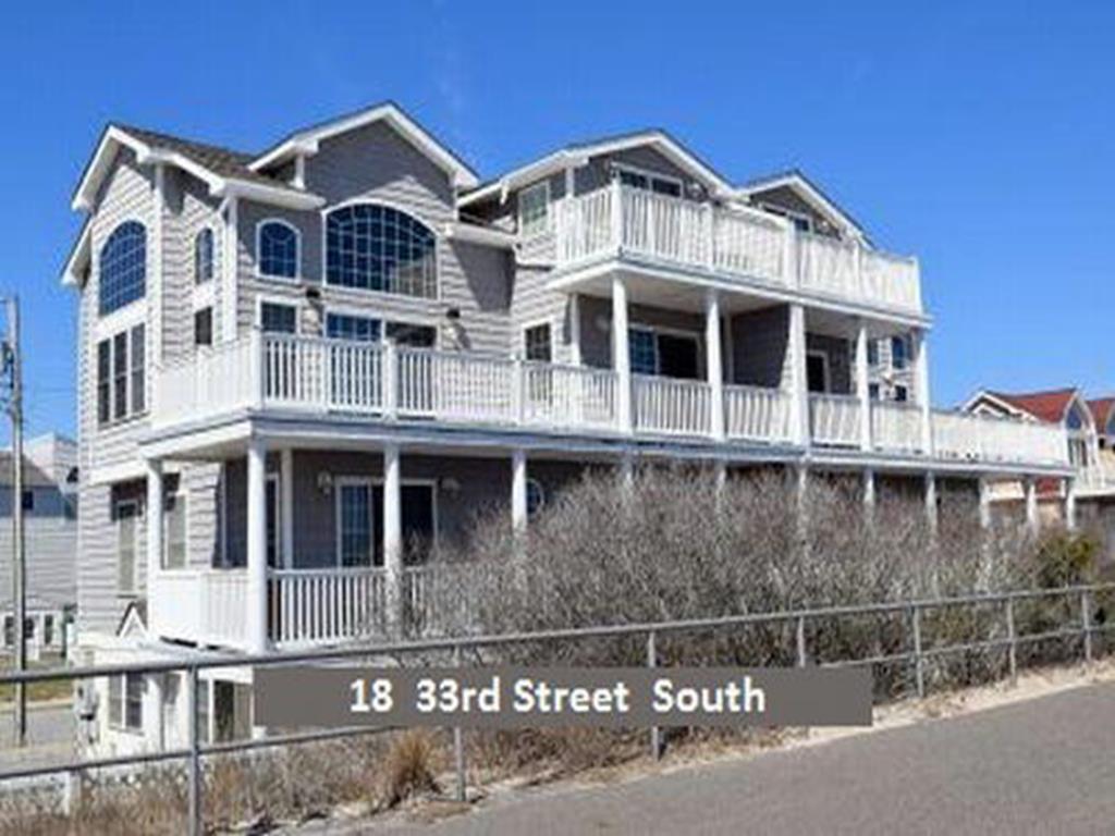 18 33rd Street, Sea Isle City (Beach Front)