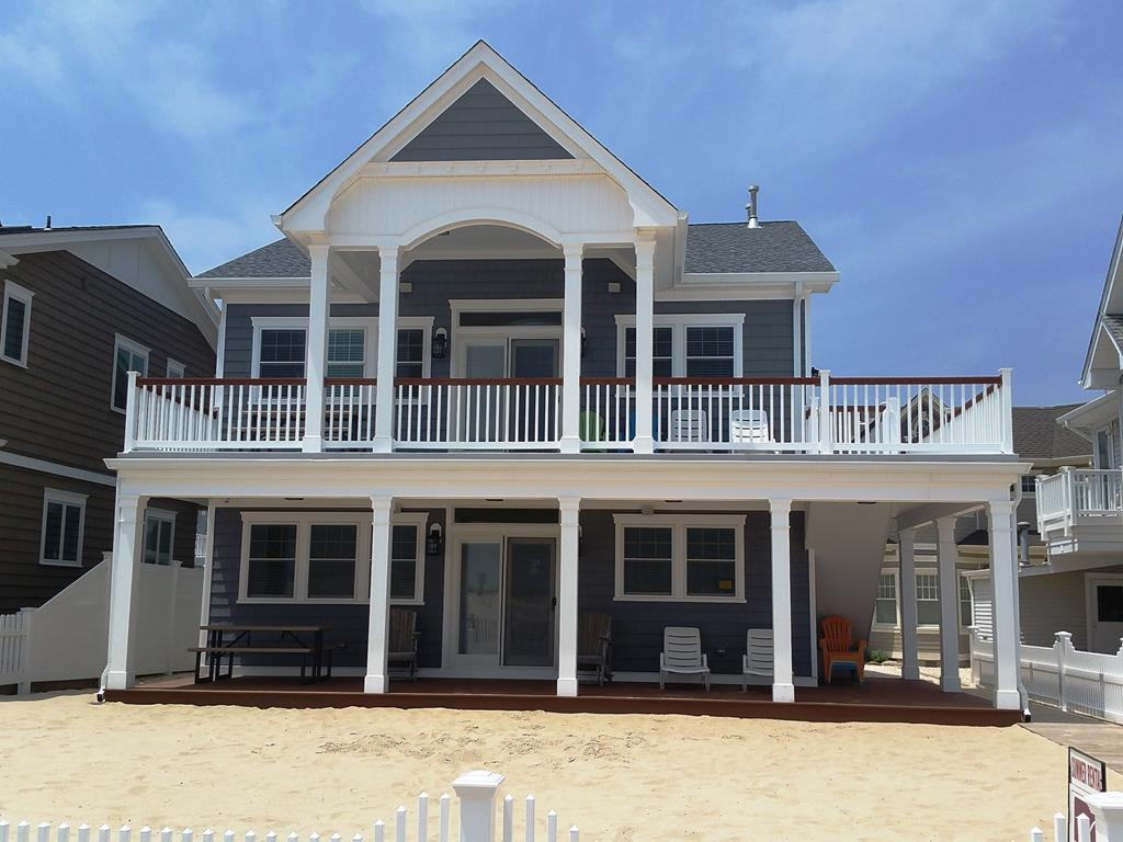 Ocean Front Home in Lavallette - 142905 - Picture 0